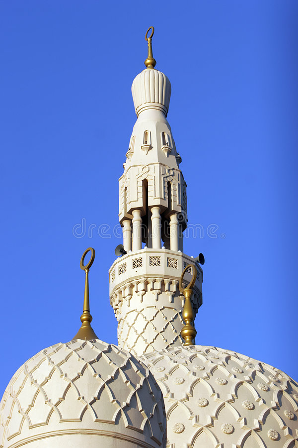 Free Jumeirah Mosque Royalty Free Stock Image - 7966686