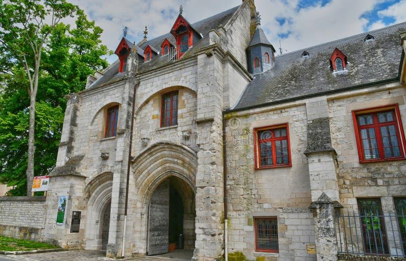 Jumieges, Γαλλία - 22 ιουνίου 2016: Αββαείο Σεν Πιερ στοκ φωτογραφία