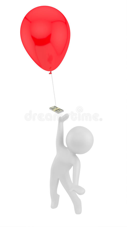 Download Jump stock illustration. Image of concept, character - 24276675
