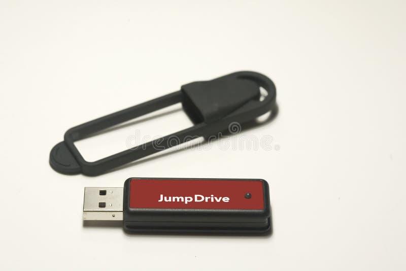 Jump Drive royalty free stock image