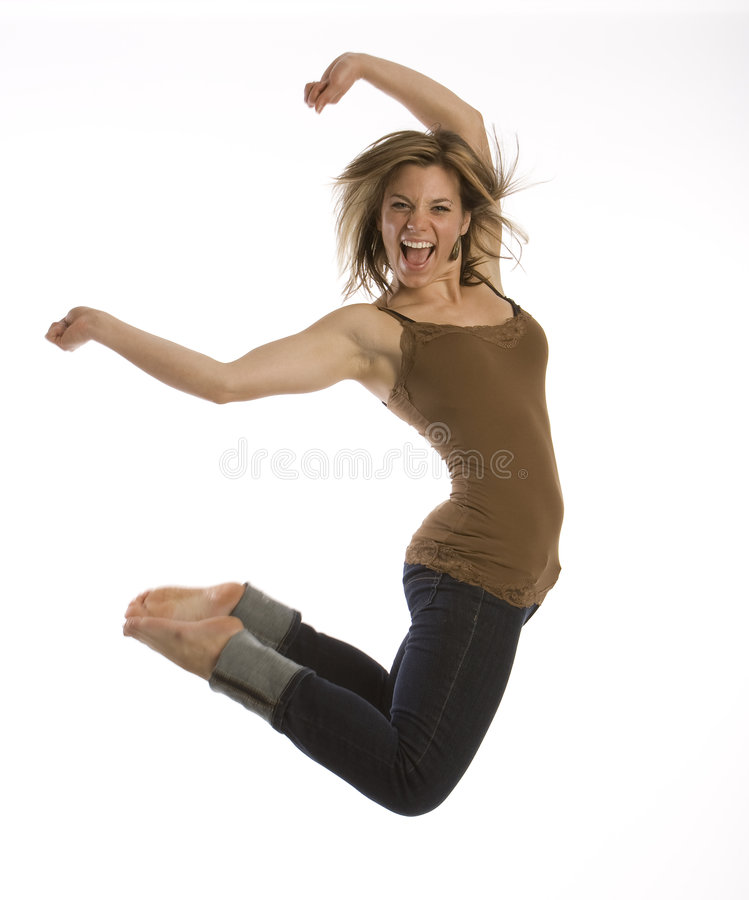 jump for joy royalty free stock photo image 7463145