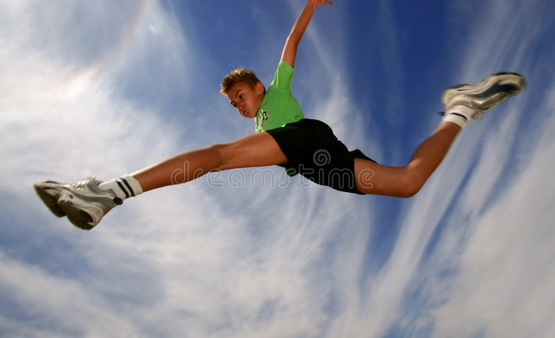 Download Jump5 stock photo. Image of people, lifestyle, leap, exercise - 835238