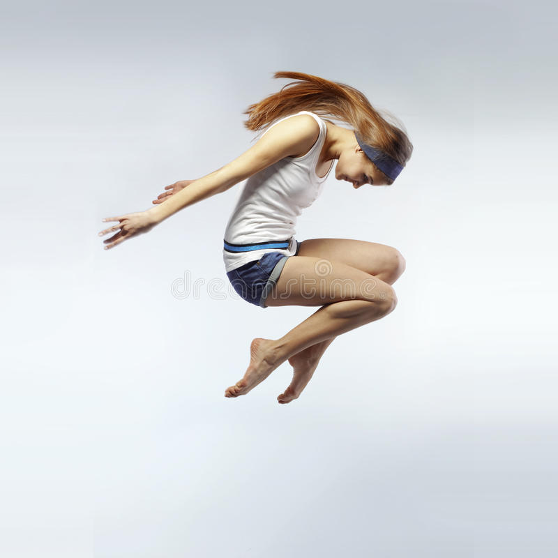 Download Jumper stock photo. Image of adult, healthy, long, jump - 18893014