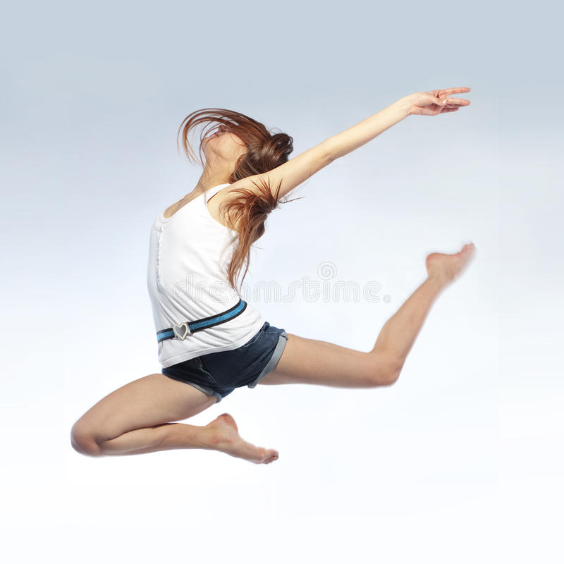Download Jumper stock photo. Image of gymnastics, active, grace - 28689192
