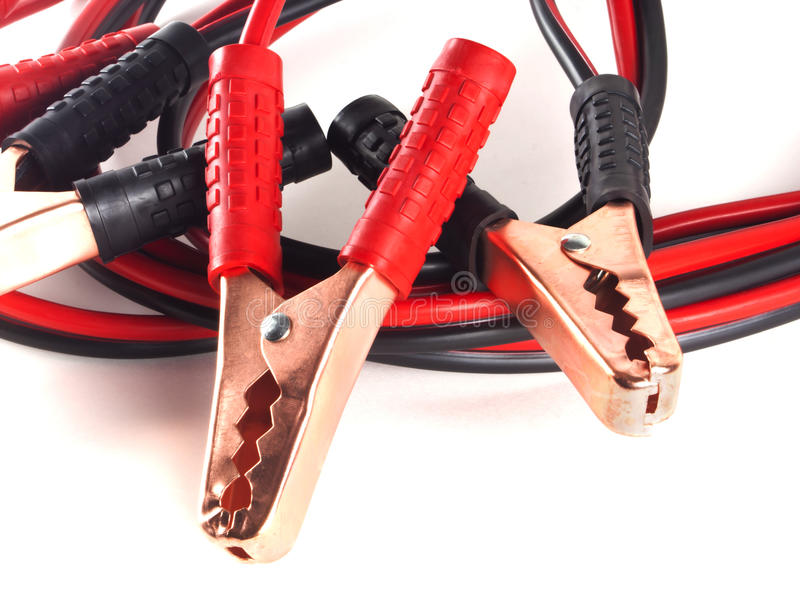 Download Jumper Cables Stock Photos - Image: 26799673