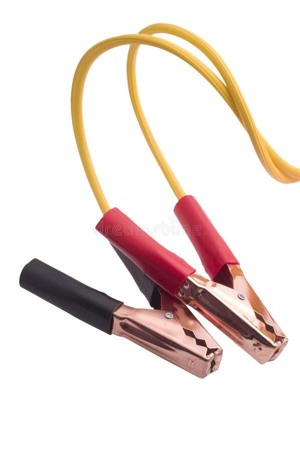 Download Jumper cables stock image. Image of restart, engine, roadside - 4215067