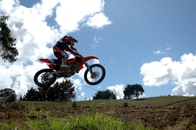 Download Jumping stock photo. Image of scrambler, dirt, motor, championship - 102226