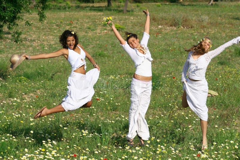 jumping royalty free stock photos