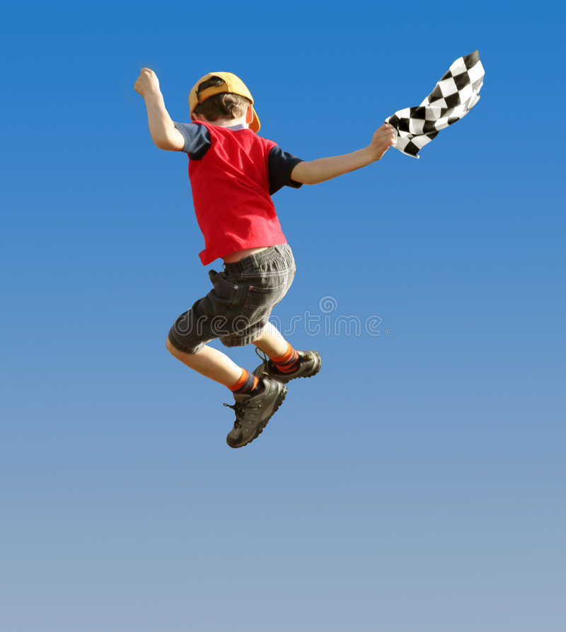 Download Jumping boy stock photo. Image of jump, freedom, action - 89912