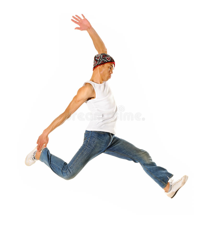 Download Jumping dancer stock photo. Image of jump, elegance, movemant - 22277412