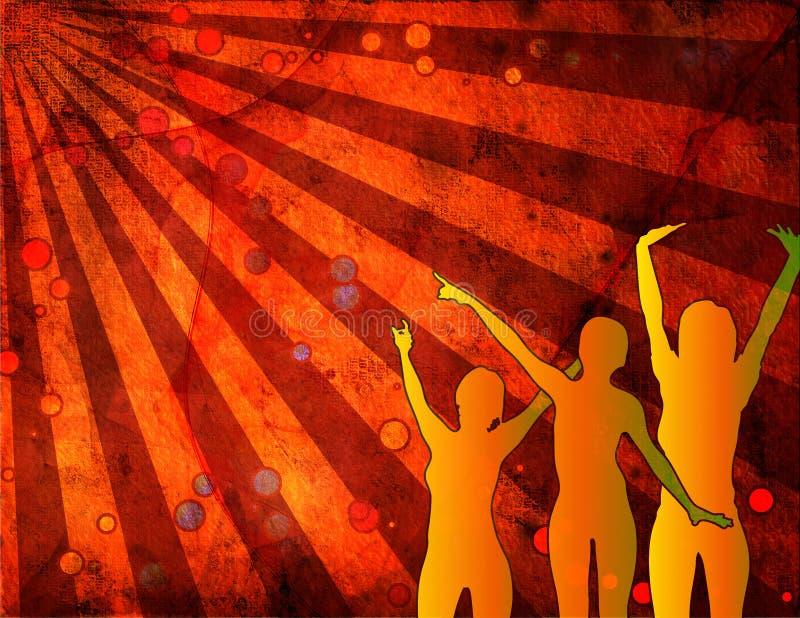 Download Jumping for joy stock illustration. Illustration of bright - 3089313