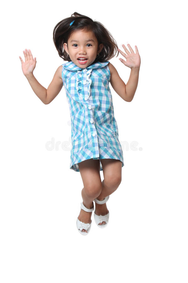 Download Jumping Kid Royalty Free Stock Photo - Image: 13243125