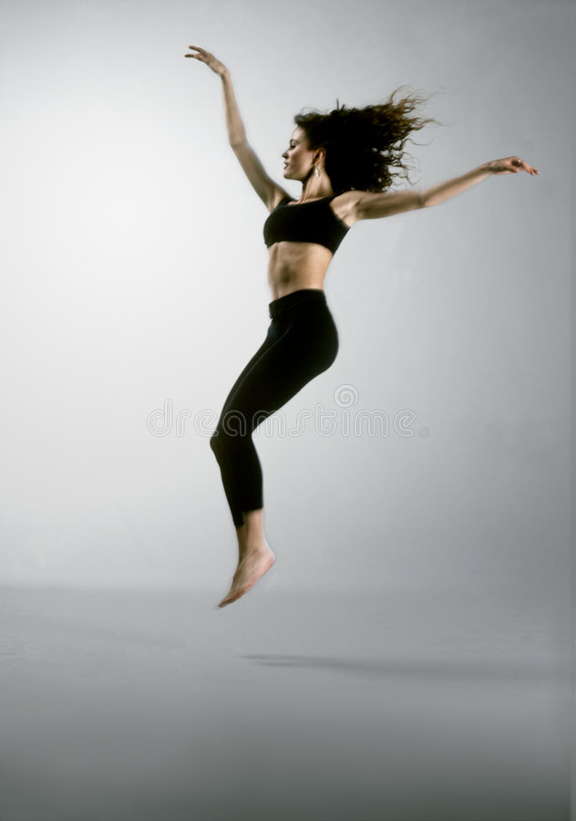 Download Jumping04 foto de stock. Imagem de dancer, fundo, preciso - 114018