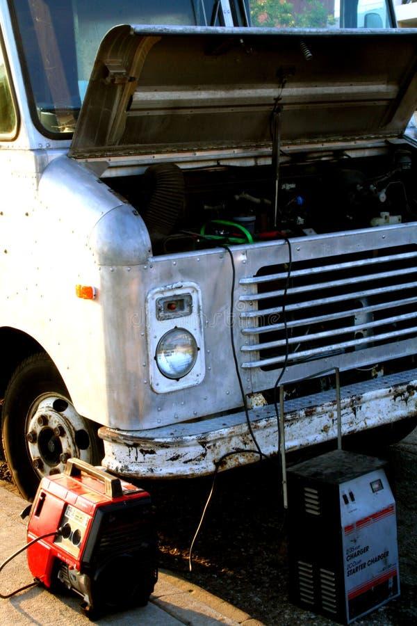 Jumpstart your engine royalty free stock photos