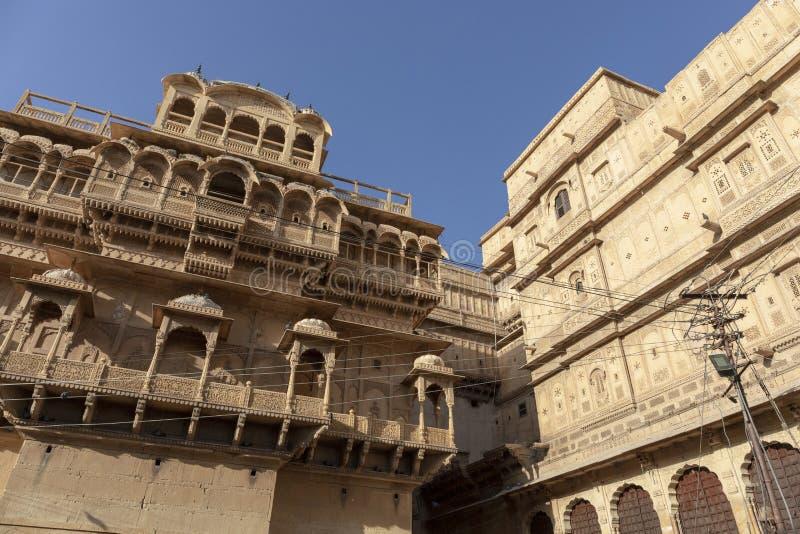 Junagarh Fort war ursprünglich als Chintamani bekannt und wurde in Chintamani umbenannt lizenzfreies stockbild