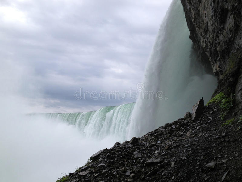 Download Underside Of Horseshoe Falls Editorial Photo - Image: 32939326