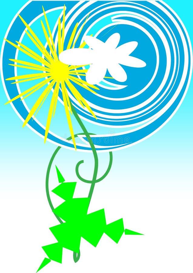 June vector illustration