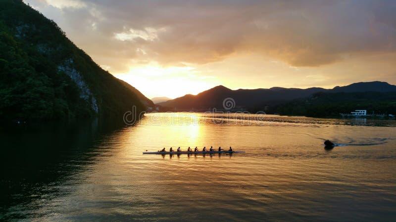 June 12, 2018 Sunset 19:31pm Free Public Domain Cc0 Image