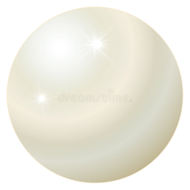 Free June Birthstone - Pearl Royalty Free Stock Photography - 3658927