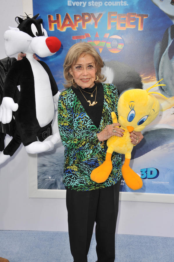 Download June Foray, Editorial Photography - Image: 22786842