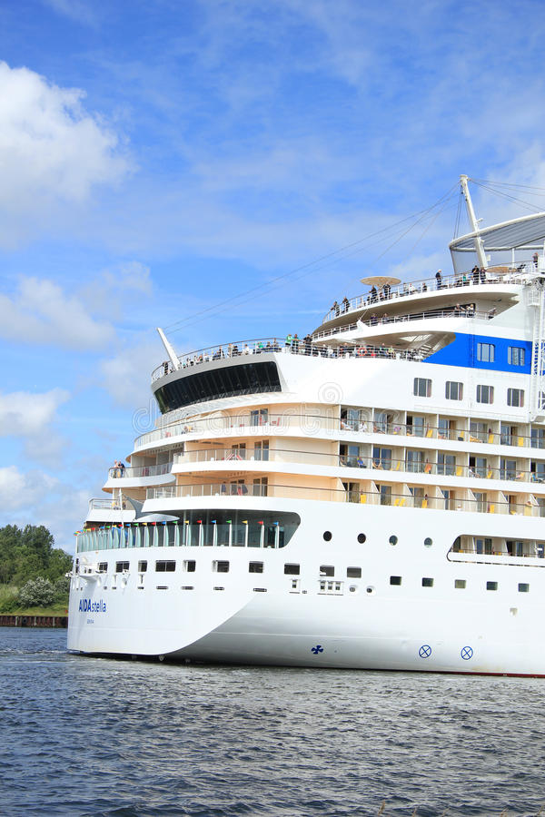 Download June 22nd, 2014. Velsen; The Netherlands: Aida Stella On North S Editorial Photo - Image of caribbean, aida: 41813031