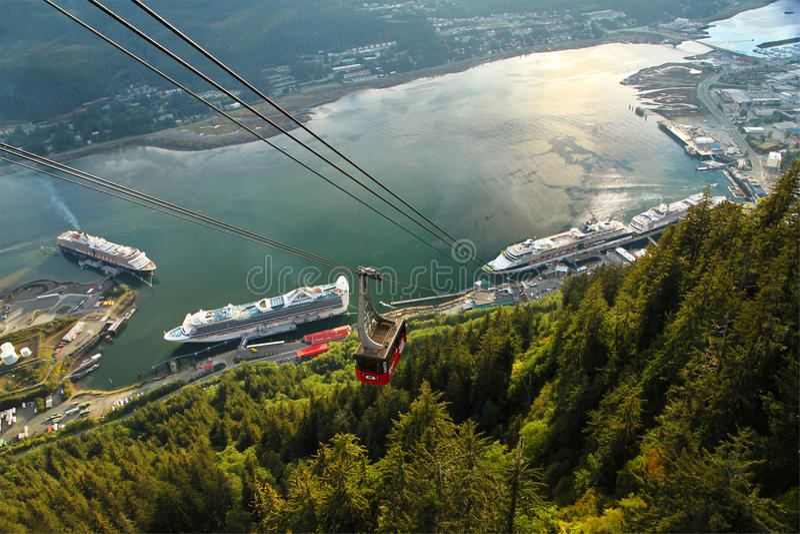 Juneau, Alaska images stock