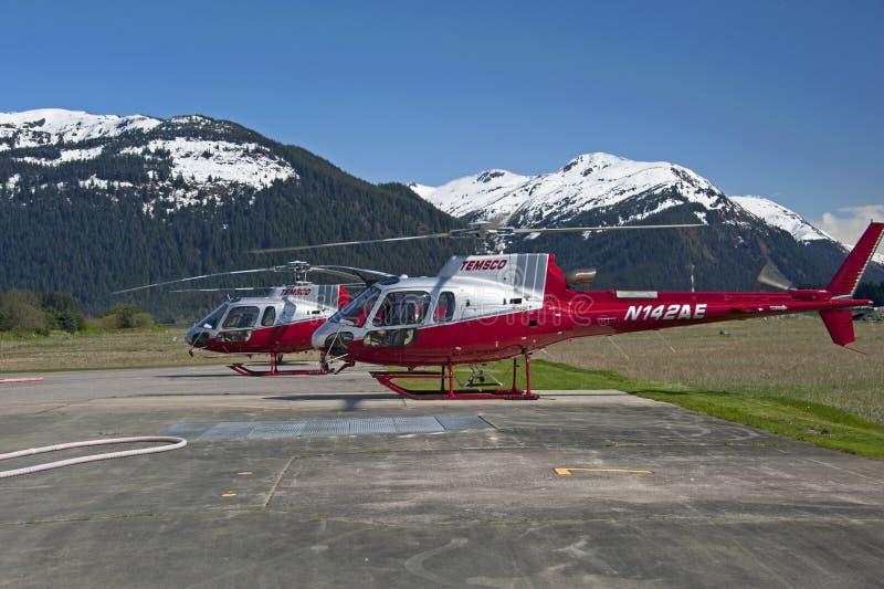 Juneau, Alaska stock afbeelding