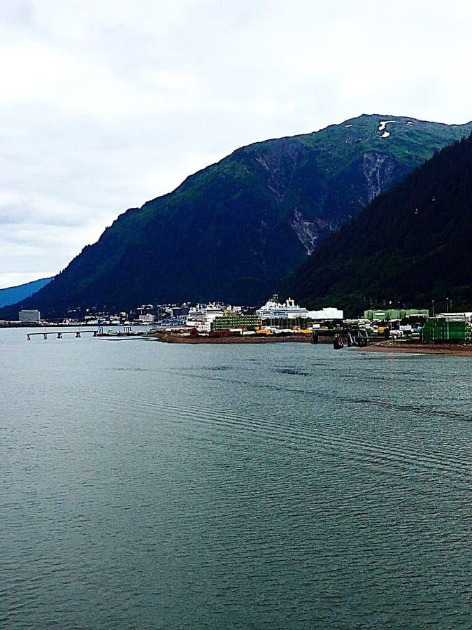 Juneau, Alaska stockbilder