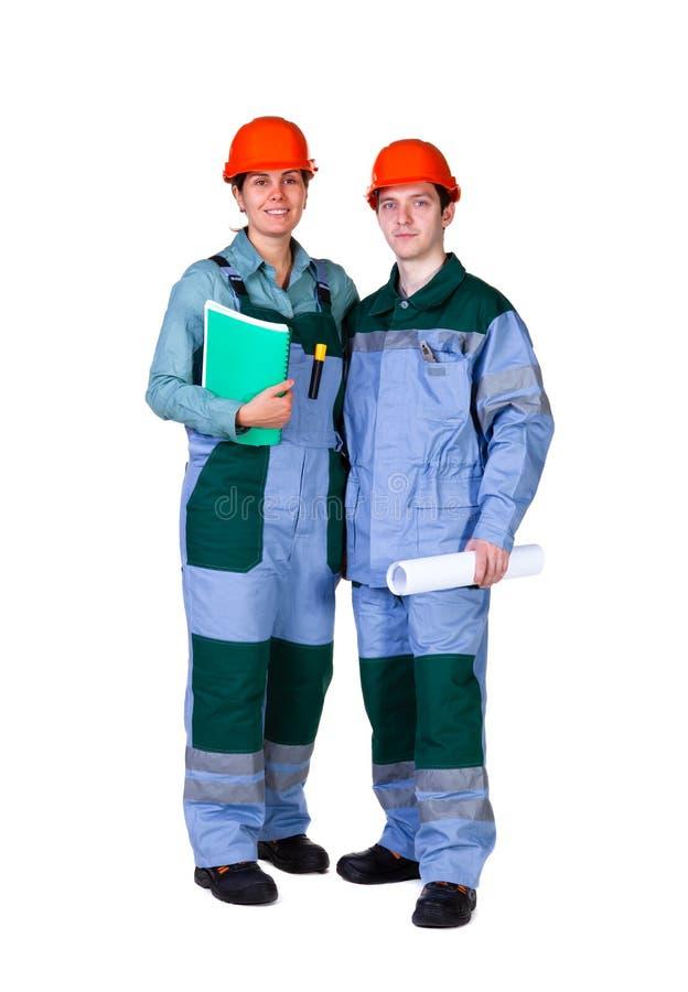 Download Junge Bauarbeiter stockbild. Bild von erbauer, mann, industriell - 26369445