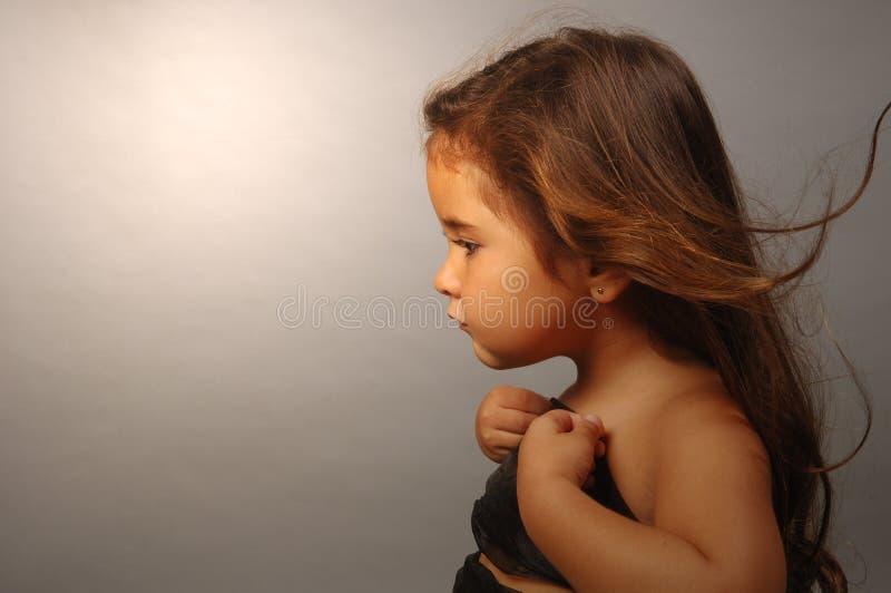 Junge Dame lizenzfreies stockbild