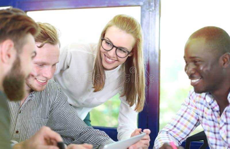 Junge Fachleute lizenzfreie stockfotografie