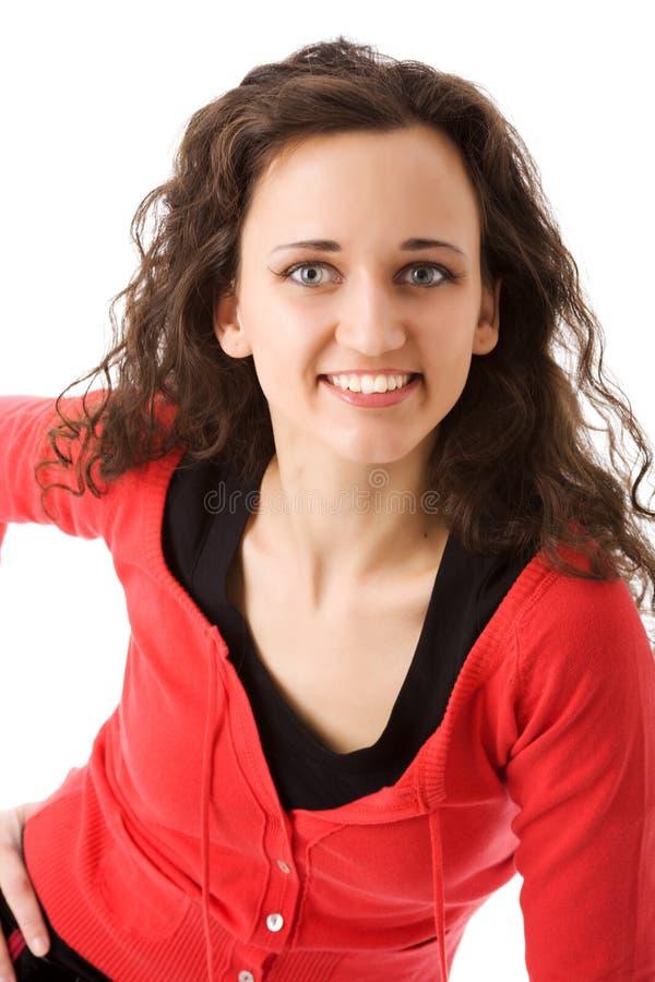 Junge Frau stockfotos
