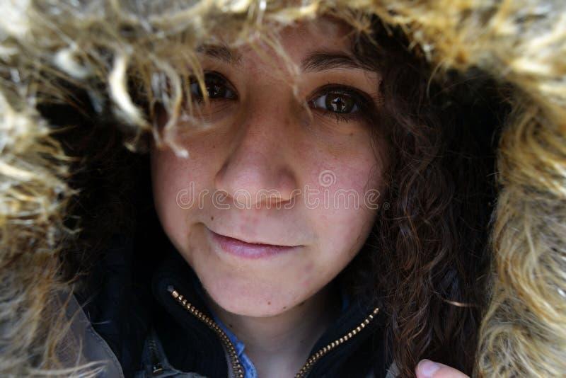 Junge Frau 15 lizenzfreie stockfotos