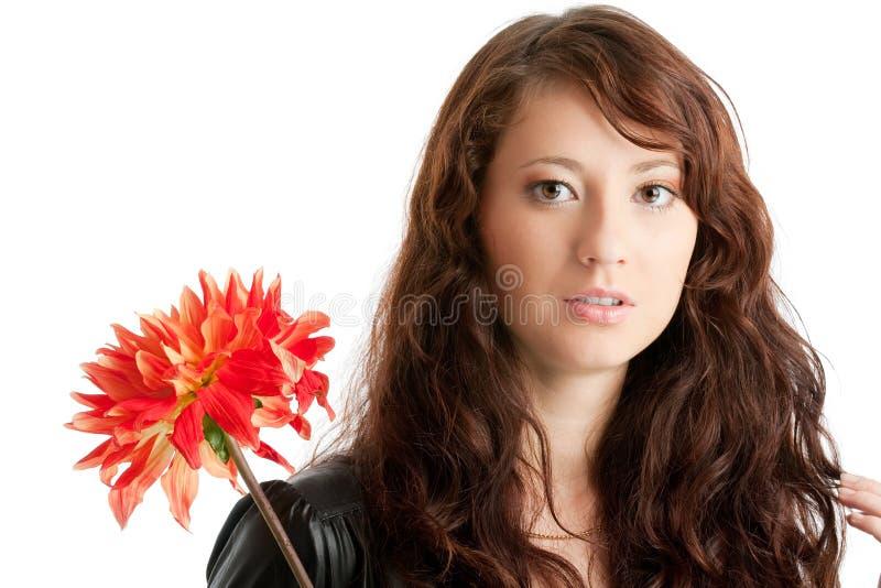 Junge Frauen stockbild