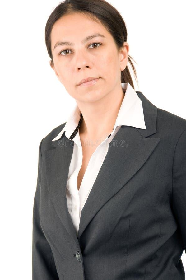 Junge Geschäftsfrau stockfotos
