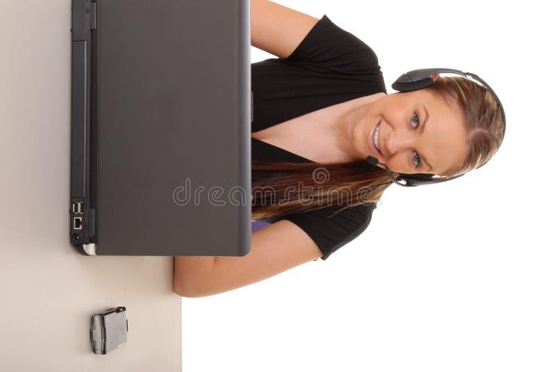 Junge Geschäftsfrau 25 stockfoto