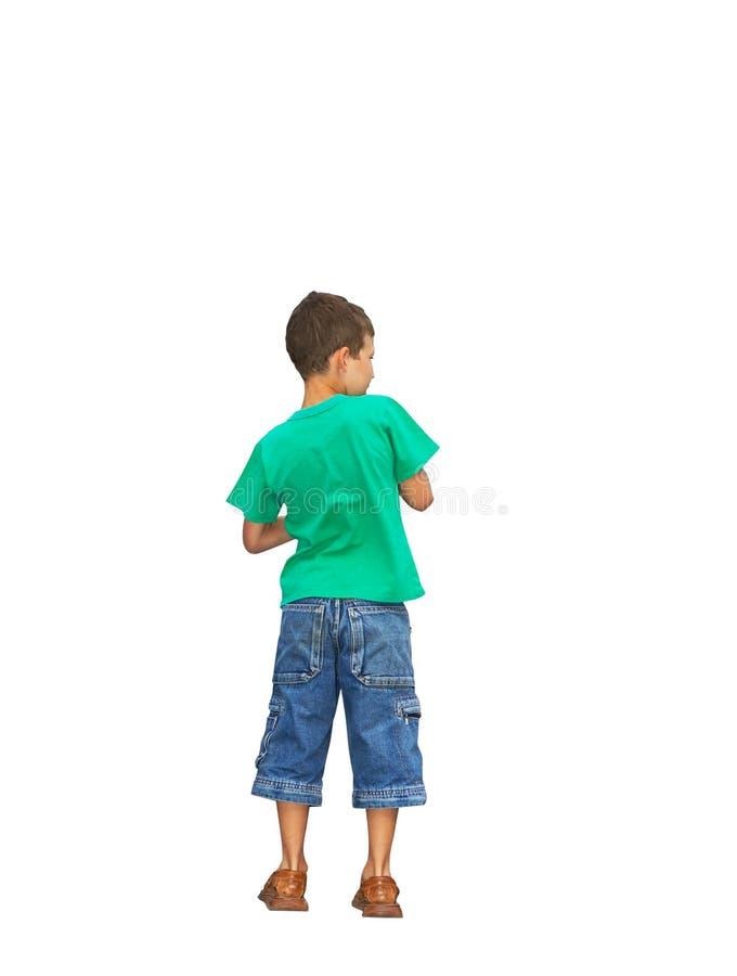 Junge getrennt stockbilder