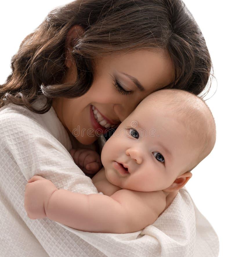 Baby Fuchtelt Beim Stillen Mit Den Armen