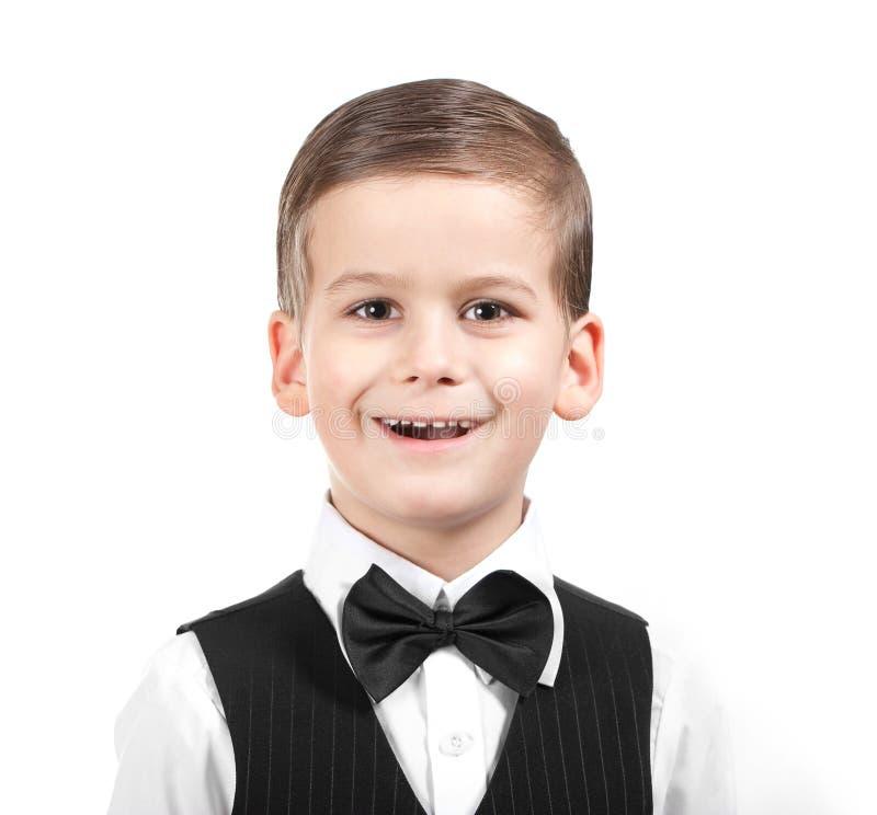 Jungen-Gesang lizenzfreie stockfotos