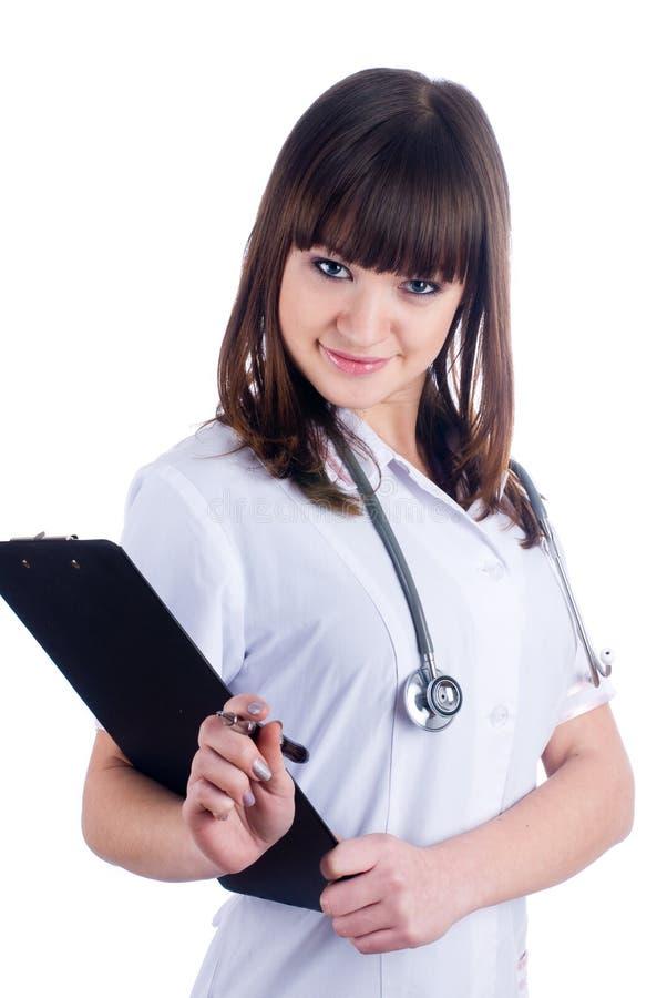 Junger Doktor stockfoto