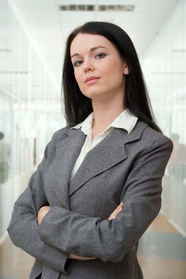 Junger Manager stockfoto