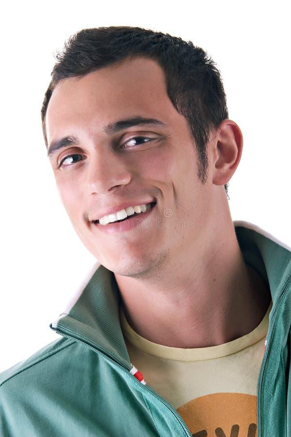 Junger Mann lizenzfreie stockfotos