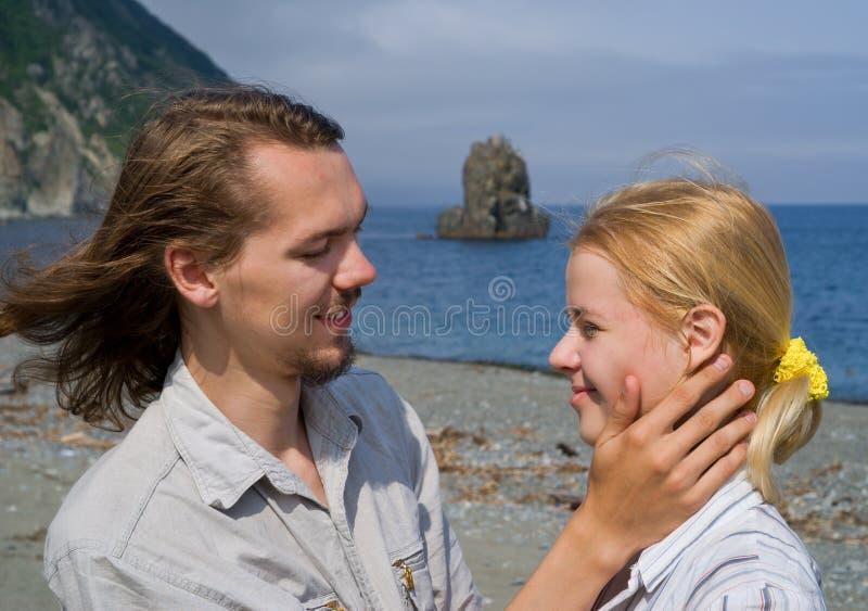 Junger Mann und Frau 4 lizenzfreie stockfotos