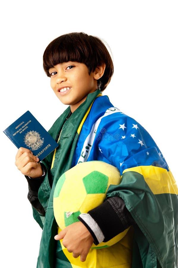 Junger Reisender lizenzfreie stockbilder