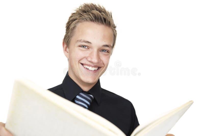 Junger Schüler stockbilder