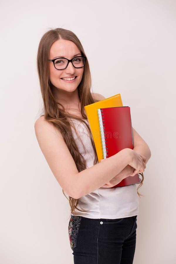 Junger Student lizenzfreies stockfoto