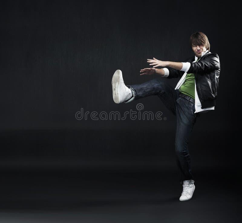 Junger Tänzer, lizenzfreie stockbilder