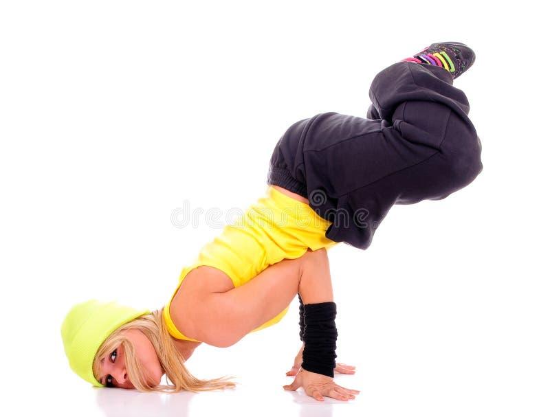 Junger Tänzer lizenzfreies stockbild