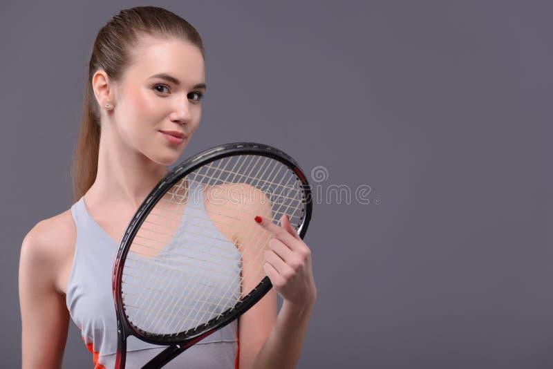 sexy Tennisspieler Bild