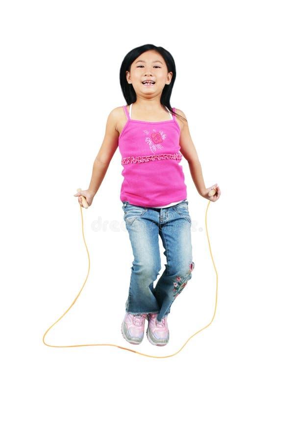 Junges asiatisches Kind 005 lizenzfreies stockfoto